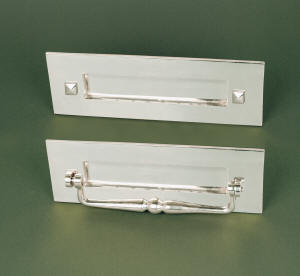 letterbox traditional NICKEL