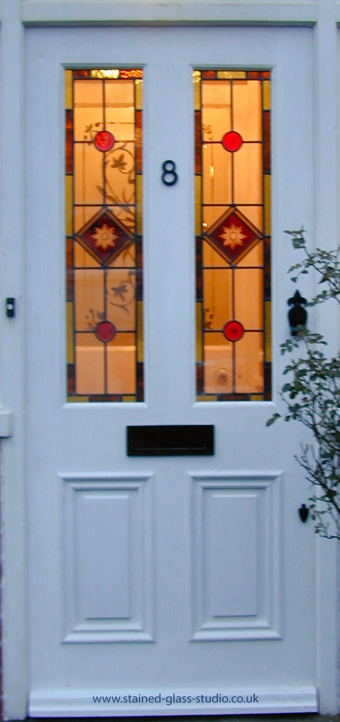 Monkseaton Door ... & Bespoke Reproduction handmade doors