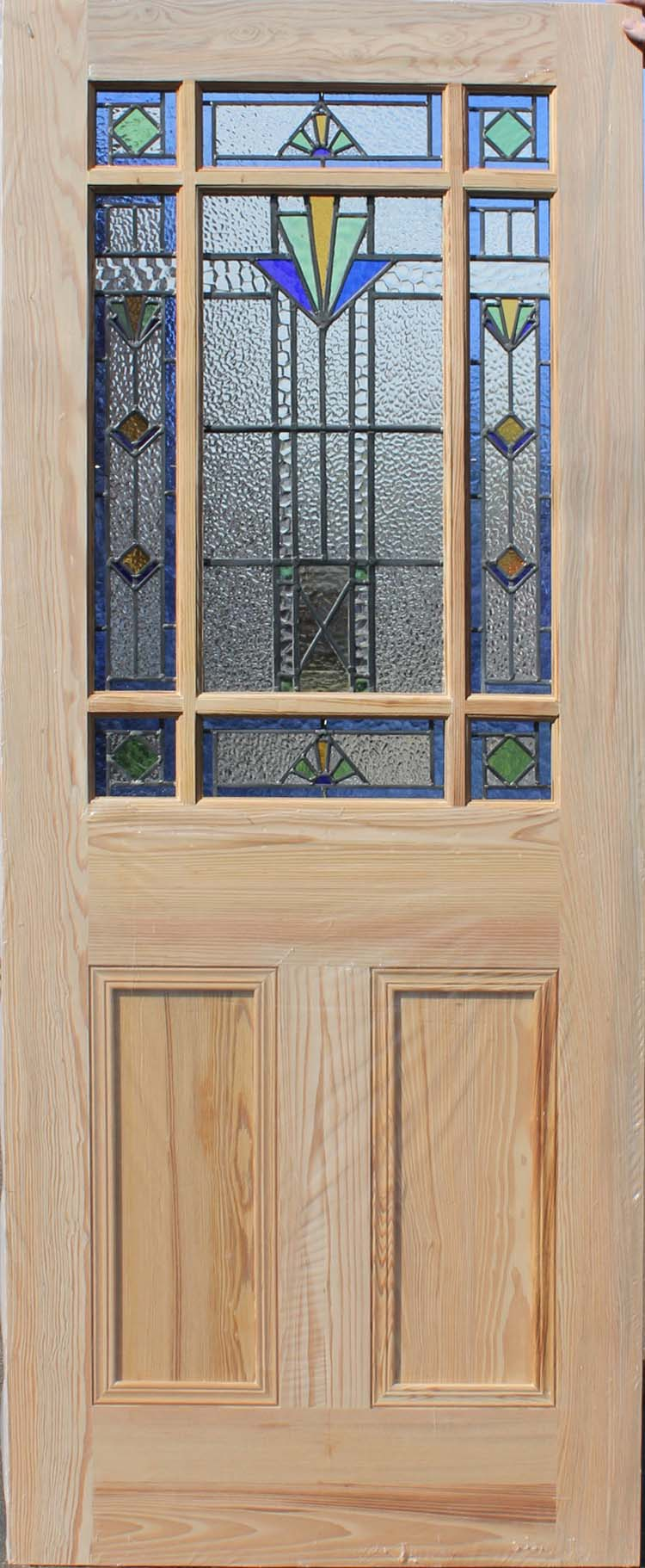 Old doors and stained glass doors for sale for Interior doors for sale