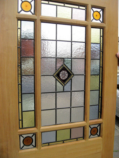 Pitch Pine And Oak Period Interior Panels Doors And