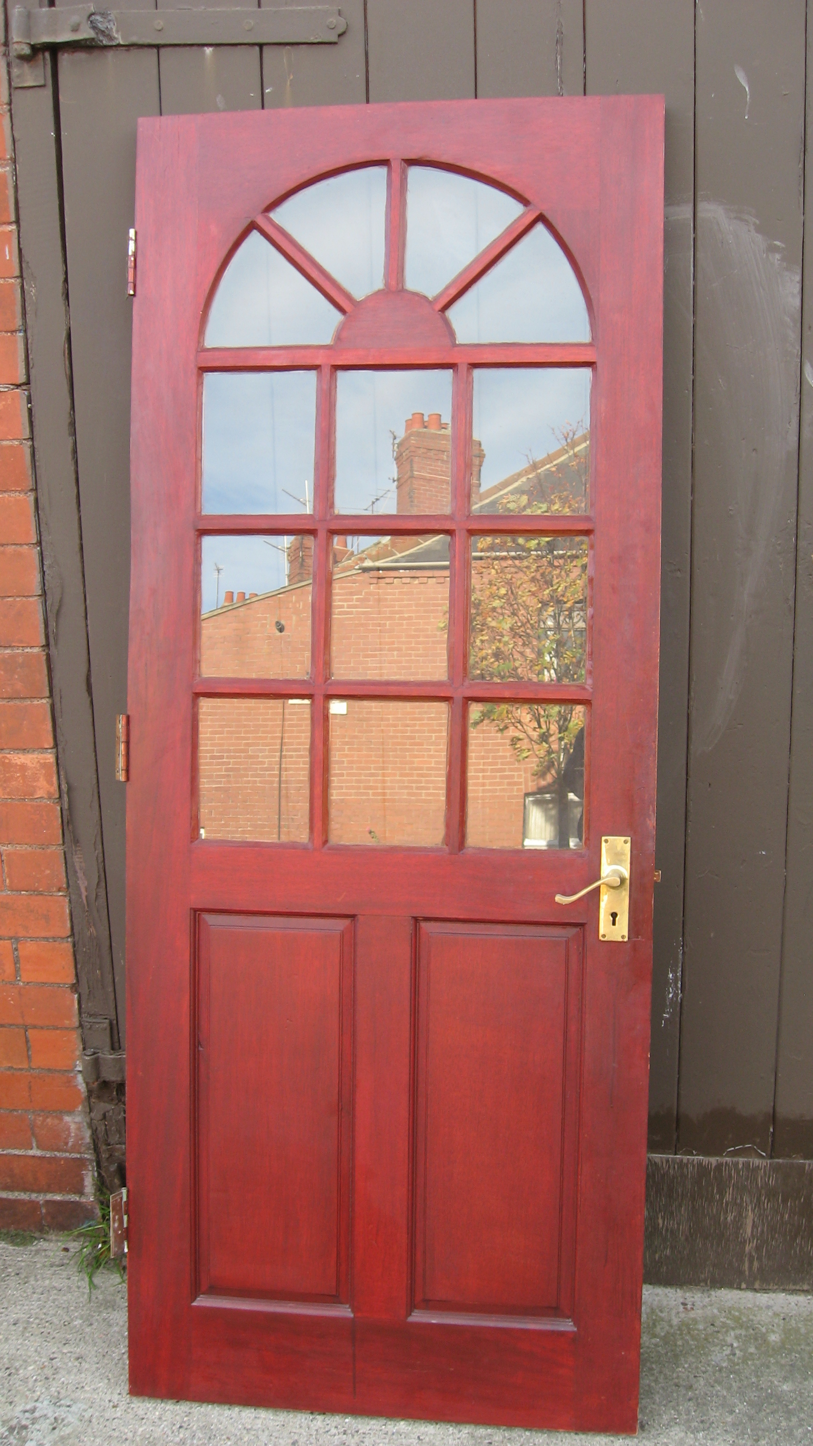 2816 #9A6331 Old Doors And Stained Glass Doors For Sale wallpaper Stained Glass Front Doors 40151584