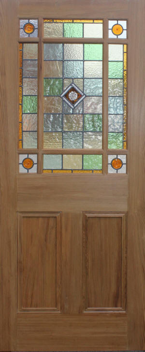 9 pane victorian style stained glass doors pd00555ll option3 planetlyrics Image collections
