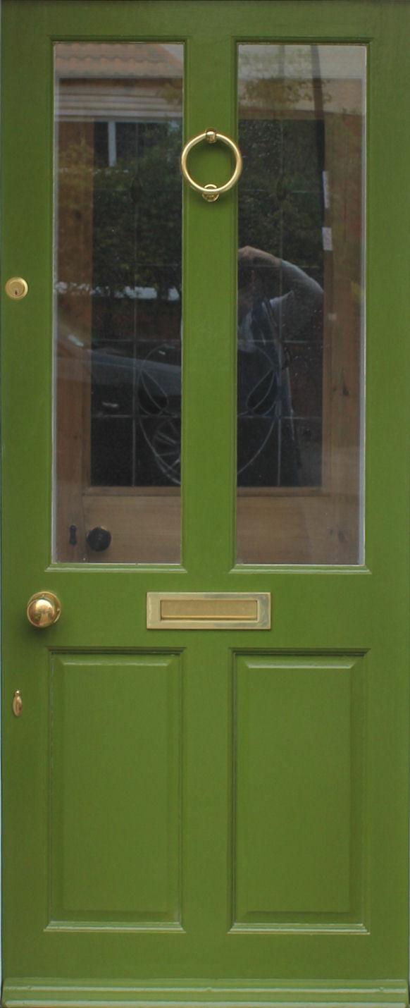 Ref.SDCG Exterior Hardwood Door