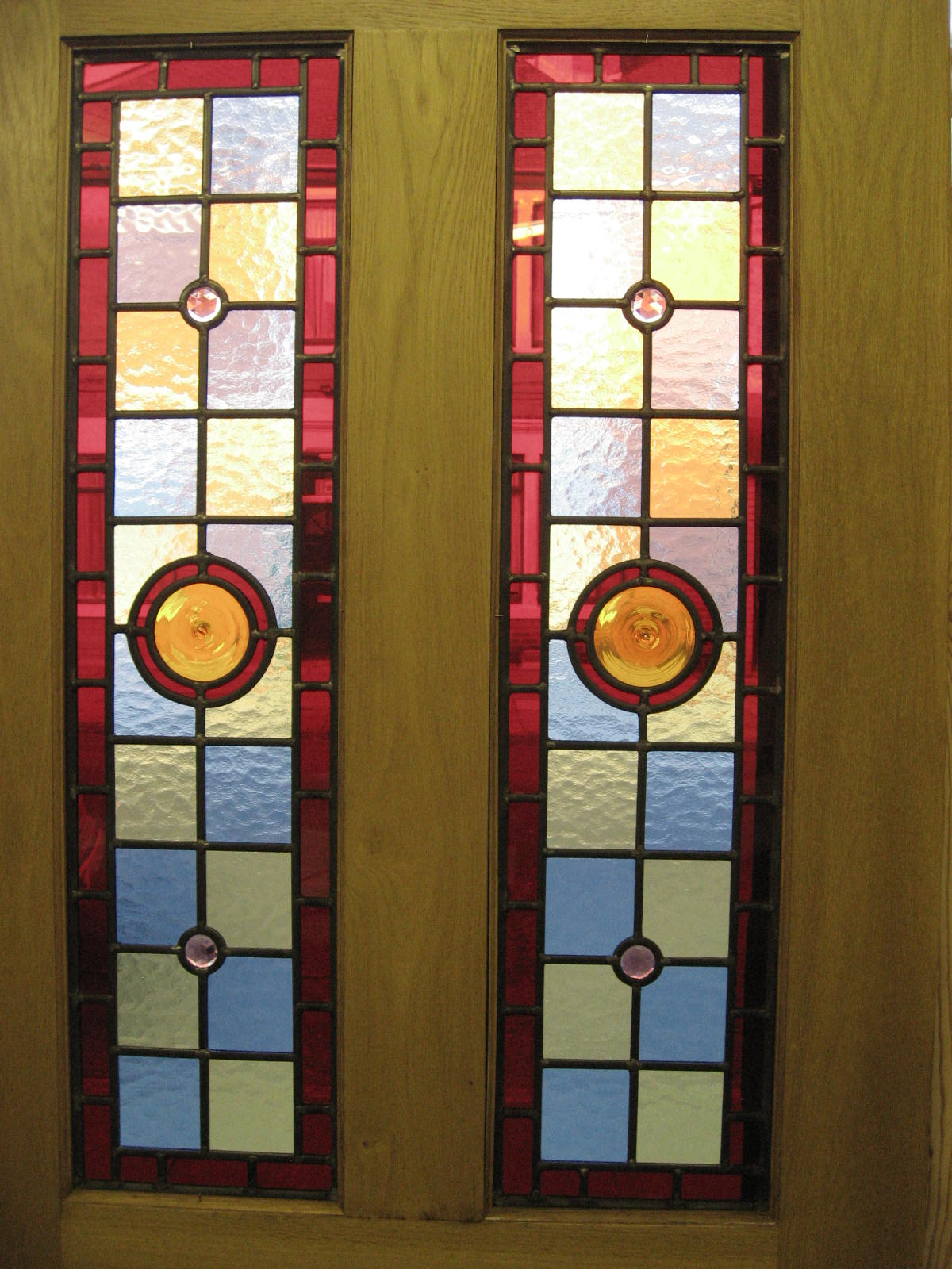 Period Interior Panels Doors And Stained Glass Doors