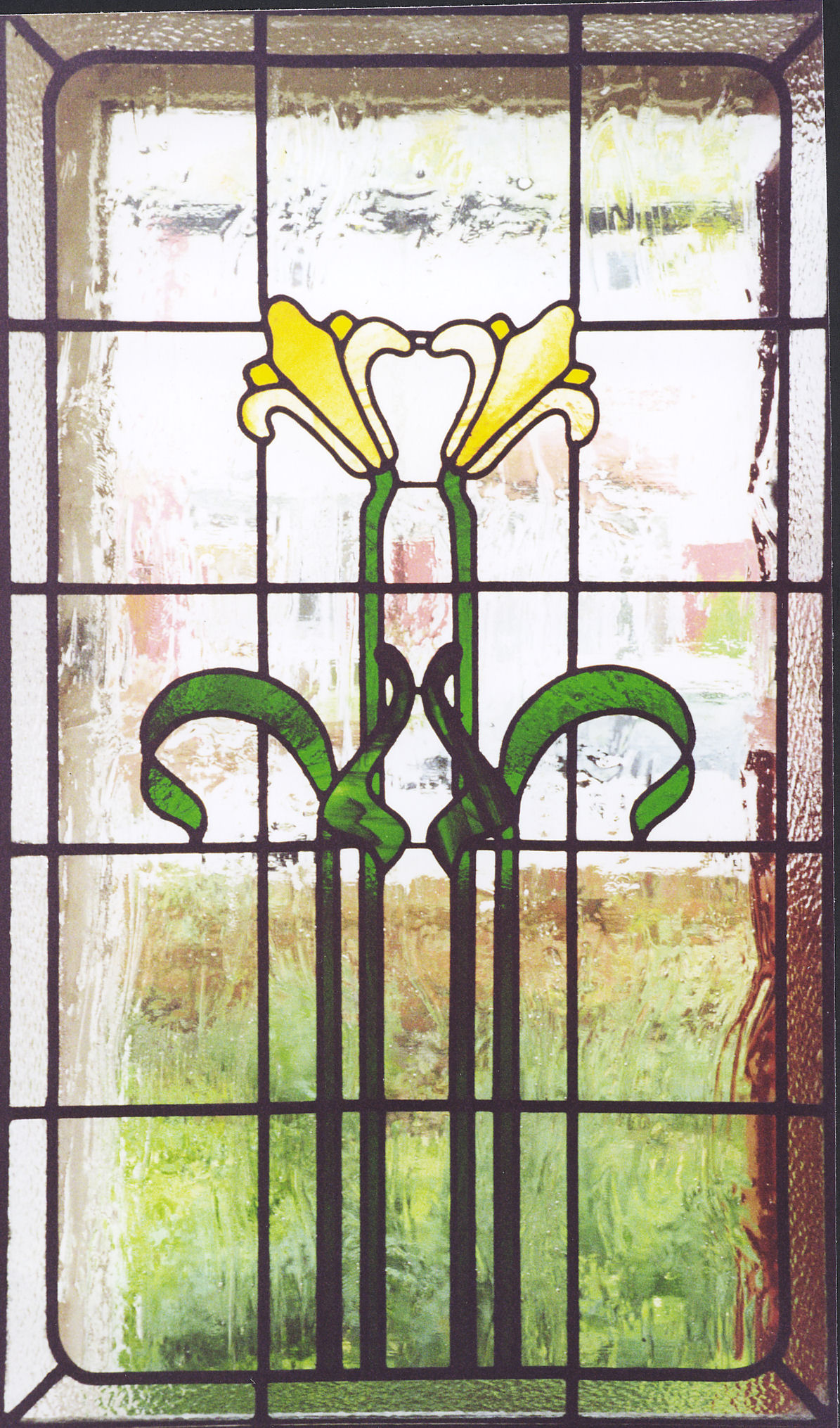 1000 images about nouveau glass examples on pinterest for Art glass windows