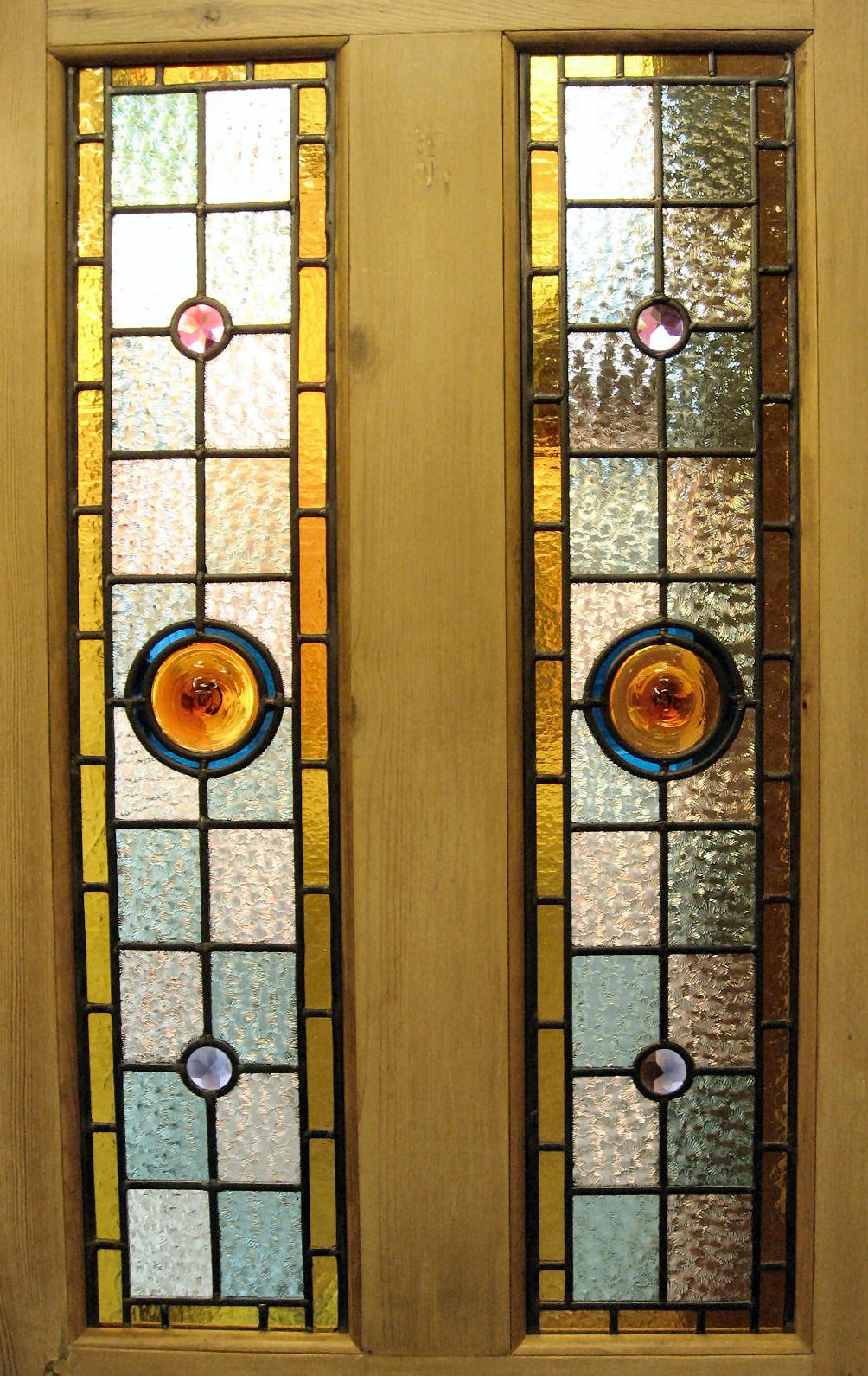 Period Interior Panels Doors And Stained Glass Available From Steven Amin Glaziers