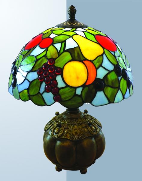 Fruit Tiffany Lamps