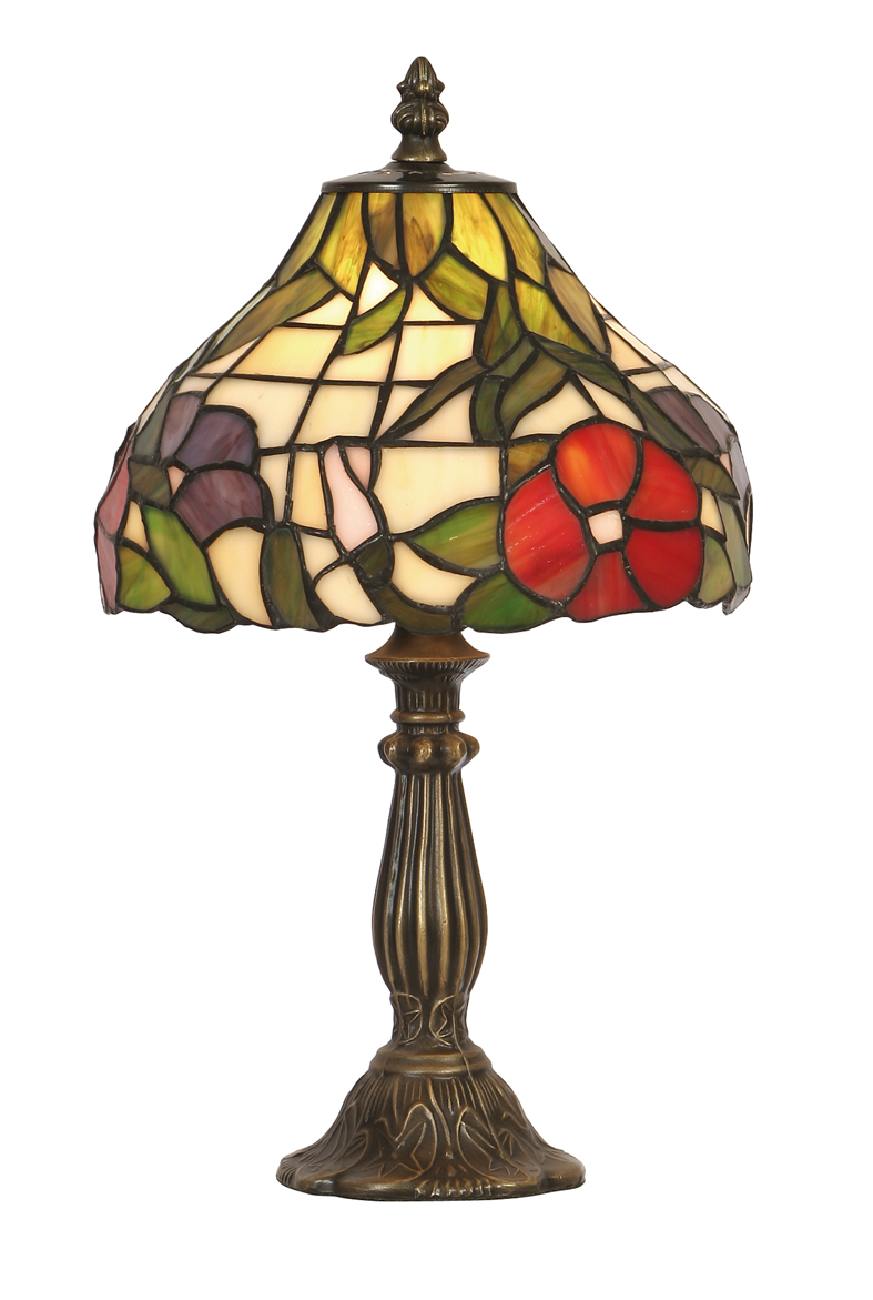 Peonies Tiffany Table Lamp Collection