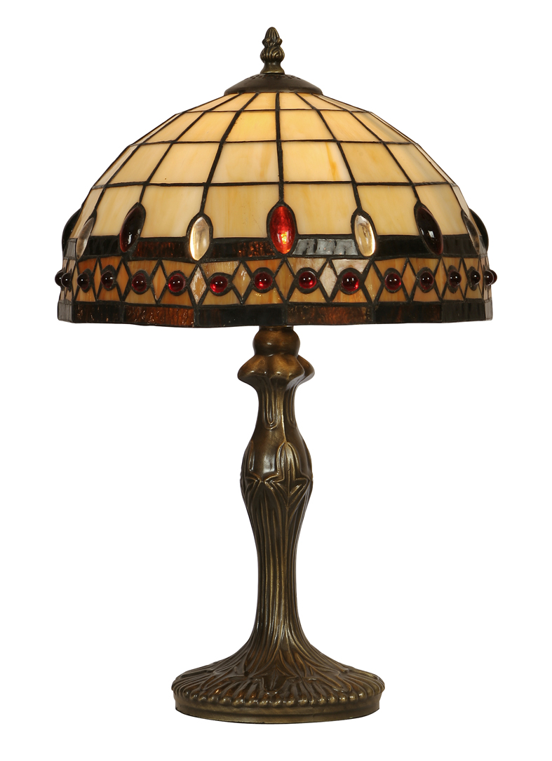 Flute Tiffany Table Lamp Collection