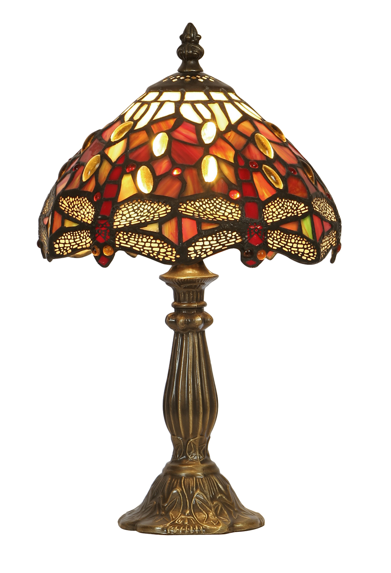 Dragonfly Tiffany Table Lamp Collection