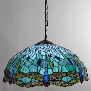 Tiffany Style Dragonfly Lampshade