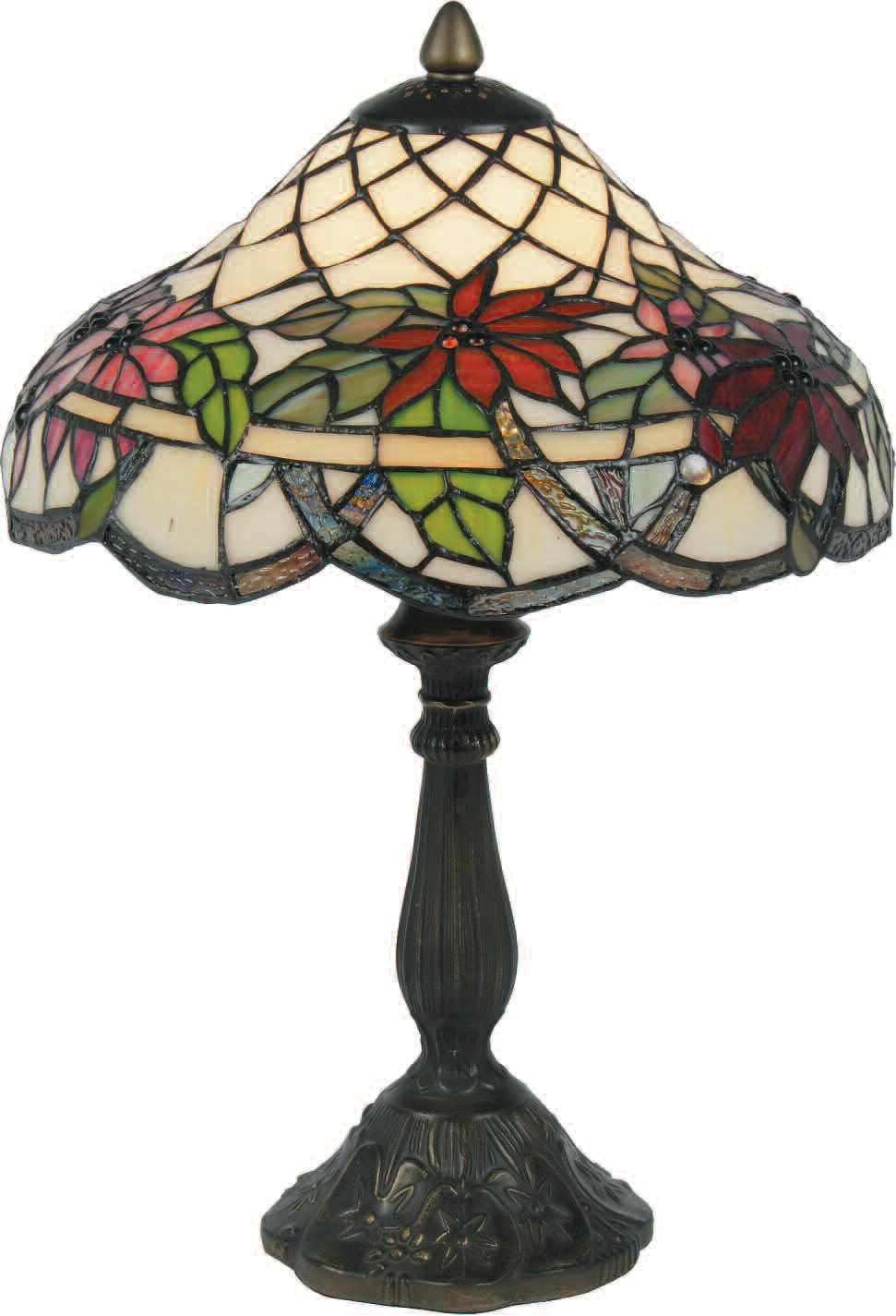 adara tiffany table lamp collection. Black Bedroom Furniture Sets. Home Design Ideas