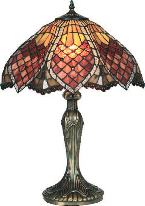 orsino tiffany table lamp collection. Black Bedroom Furniture Sets. Home Design Ideas